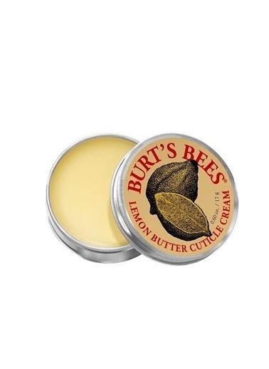 Burt's Bees Burt's Bees Lemon Butter Cutıcle Cream - Limon Özlü Tırnak Bakım Kremi 15gr Renksiz